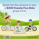 "Teach Your Child to Ride a Bike with Schwinn SmartStart Bicycles at Toys""R""Us"