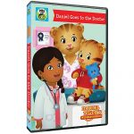 "Daniel Tiger's Neighborhood ""Daniel Goes to the Doctor"" Now on DVD"