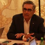 Interview with Eugene Levy of Finding Dory #FindingDoryEvent
