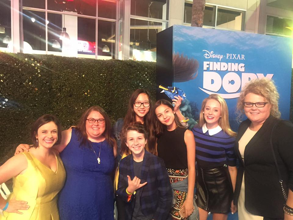 Fun with the cast of the new Disney Channel show Bizaardvark!