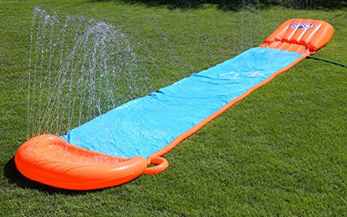 The H2OGO! Backyard Water Slide