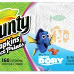 Cleaning Up is Fun with Finding Dory Bounty Products