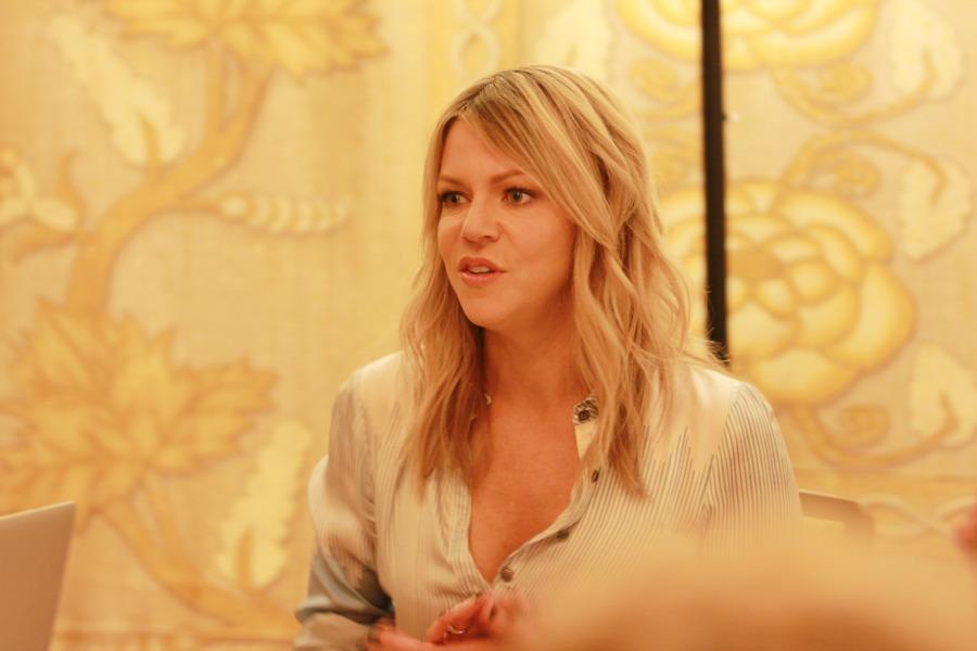 Kaitlin Olson Interview