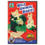 Wild Kratts DVD and Book Available Now