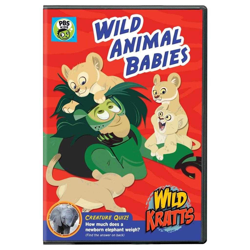Wild Kratts DVD