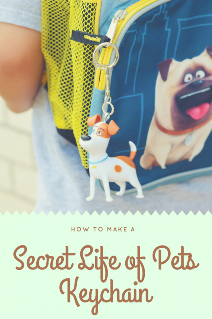 How to Make a Secret Life of Pets Keychain (2)