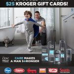 What's Your Best Dad Ever Story + $25 Kroger Gift Card Giveaway