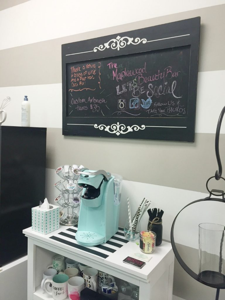 -Maplewood Beauty Bar Coffee