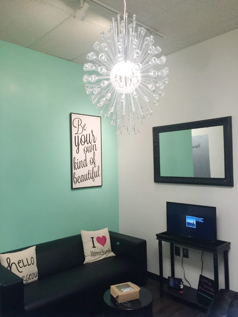 -Maplewood Beauty Bar Waiting Room 2