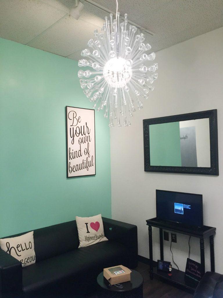 -Maplewood Beauty Bar Waiting Room 2