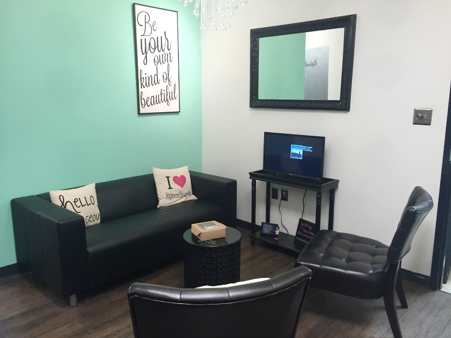 -Maplewood Beauty Bar Waiting Room