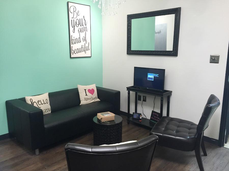 -Maplewood Beauty Bar Waiting Room