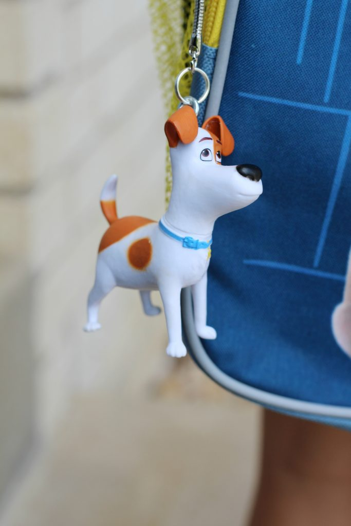 How to make a The Secret Life of Pets Keychain