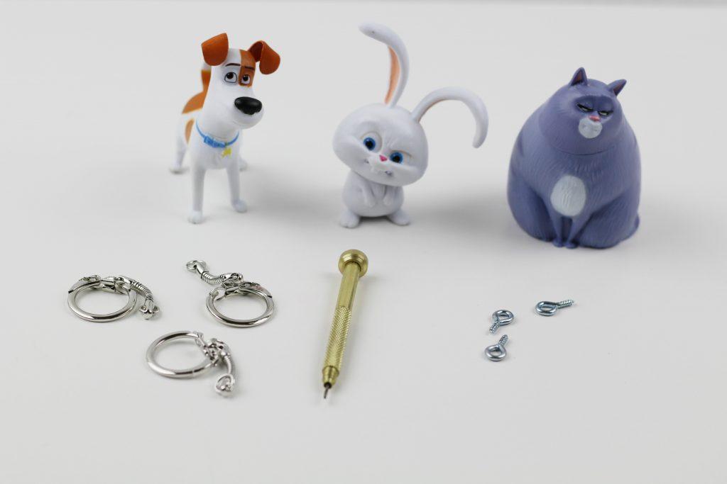 Pet Keychain Supplies