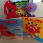 Kohl's Cares with Clifford the Big Red Dog