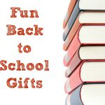 Fun Back to School Gifts for this Fall