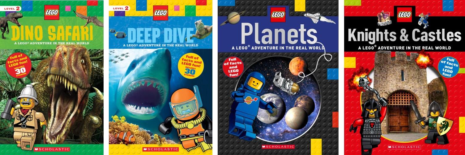 LegoNonfictionSeries