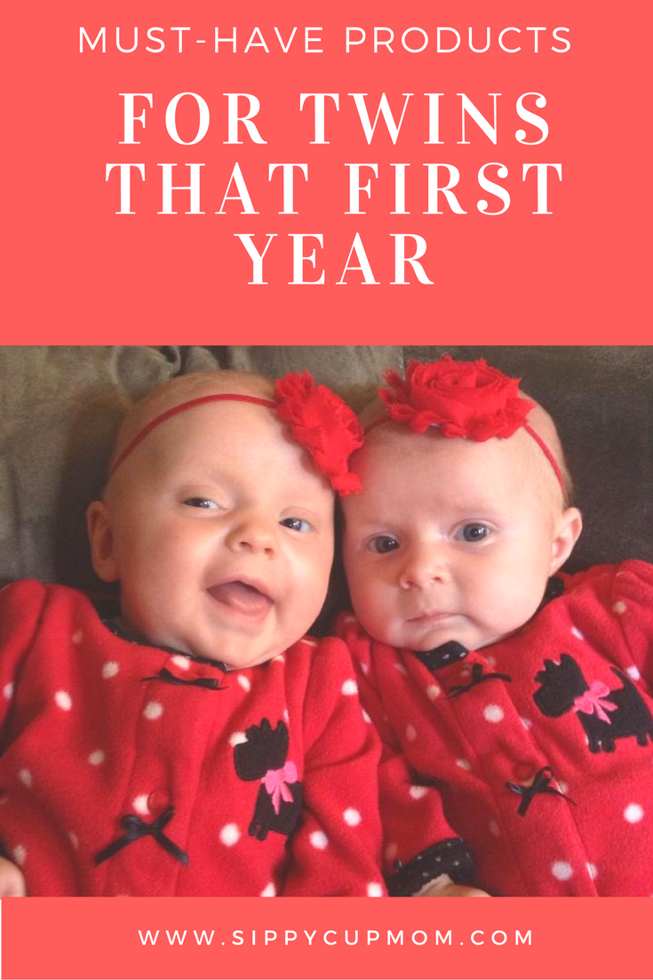 Must-Have Products for Twins That First Year!