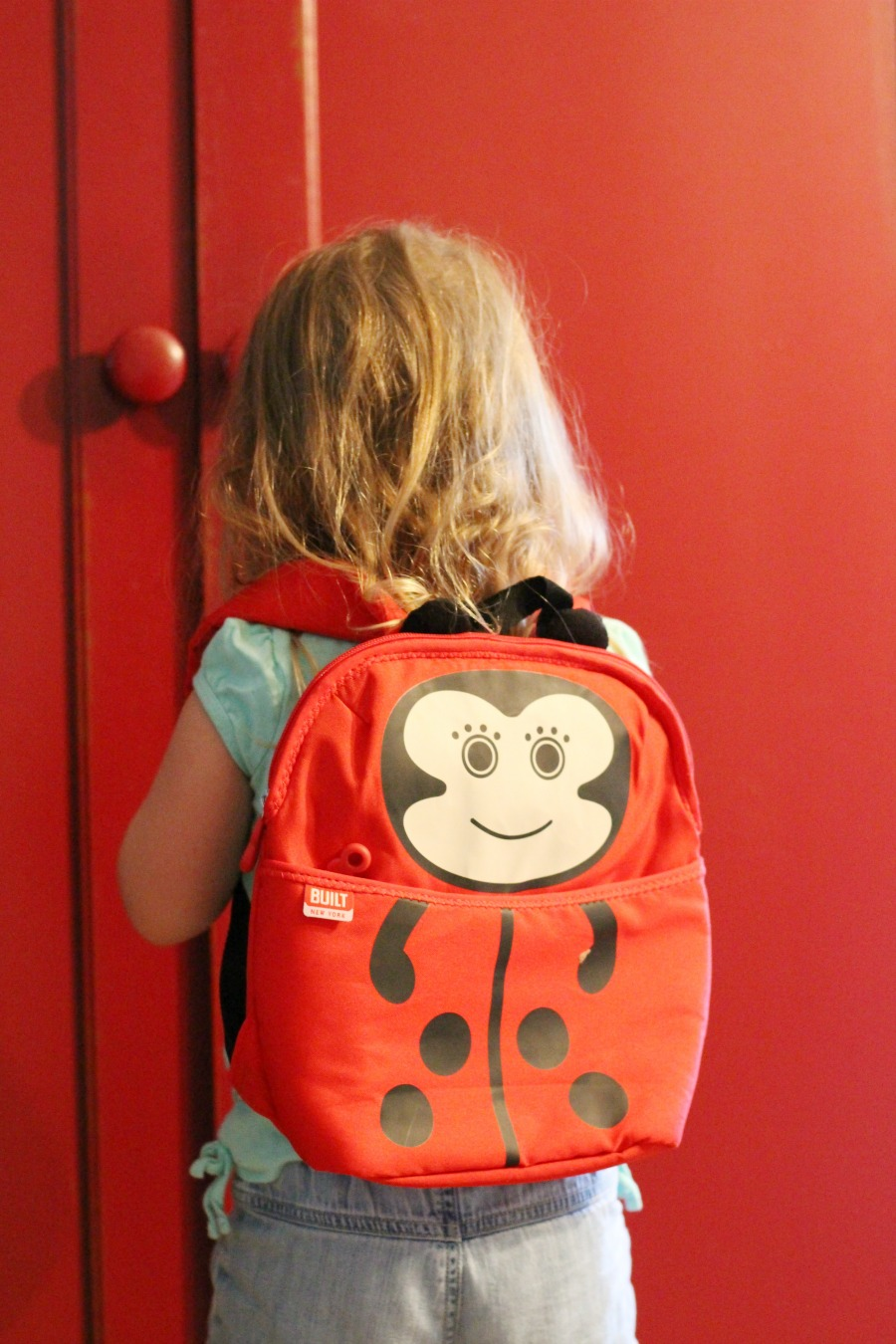 Olivia BUILT Backpack