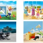 Keep Your Kids Occupied with Playmobil Carry Cases + Giveaway!