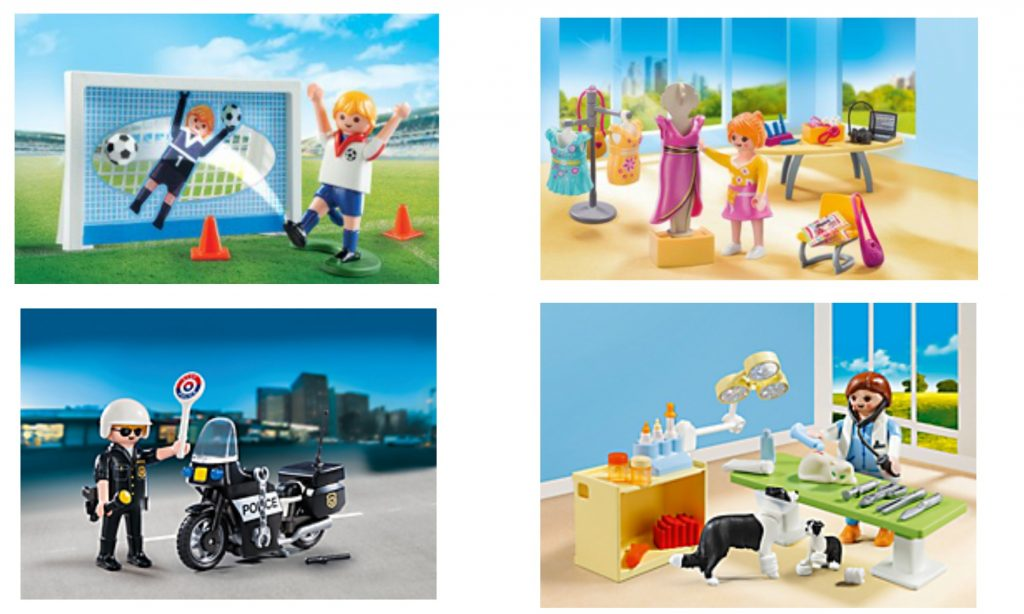 Playmobile Carry Sets