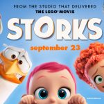 Watch the Storks Trailer + Giveaway!