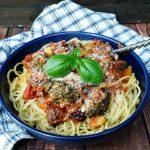 Roasted Vegetable Bolognese Recipe + $25 Kroger Gift Card Giveaway