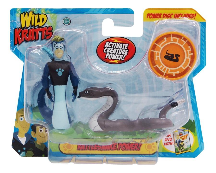 Wild Kratts Rattlesnake Power