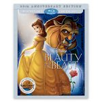 Beauty and the Beast + Disney Princess DVDs will be Available September 6th
