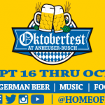 Celebrate Oktoberfest at the Anheuser-Busch St. Louis Brewery