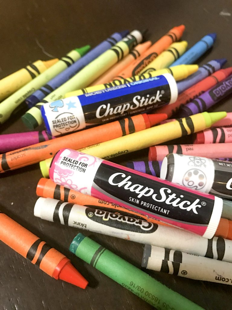 ChapStick for Back to School