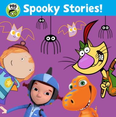 Pbs Kids Halloween Dvd.Get In The Halloween Spirit With Halloween Movies From Pbs Kids