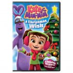Kate and Mim-Mim: A Christmas Wish DVD and Book