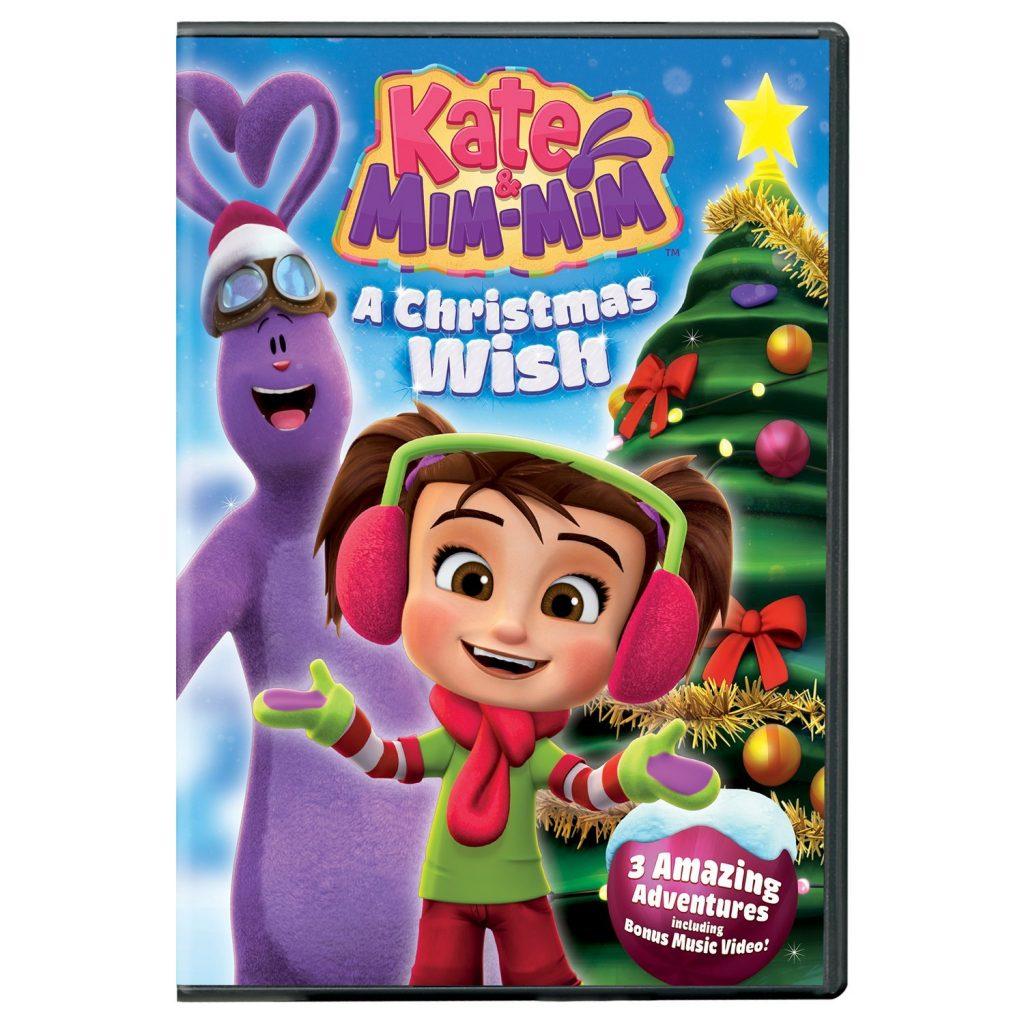 Kate and Mim-Mim Christmas DVD