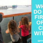 7 Things To Do On The First Day Of Your Cruise With Kids