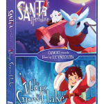 Win a Holiday DVD featuring Santa's Apprentice and The Magic Snowflake