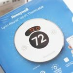 Honeywell Lyric Round Thermostat {Review}