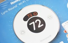 Honeywell Lyric Round Thermostat {Review}