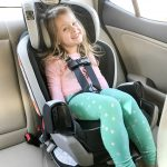 Tips for Traveling with Toddlers + The Perfect Car Seat!