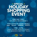 Stop By the Best Buy Holiday Shopping Event – Holiday Gifting Made Easy!