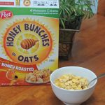 Start Your Morning Off With Honey Bunches of Oats
