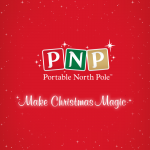 Make It A Magical Christmas With Portable North Pole