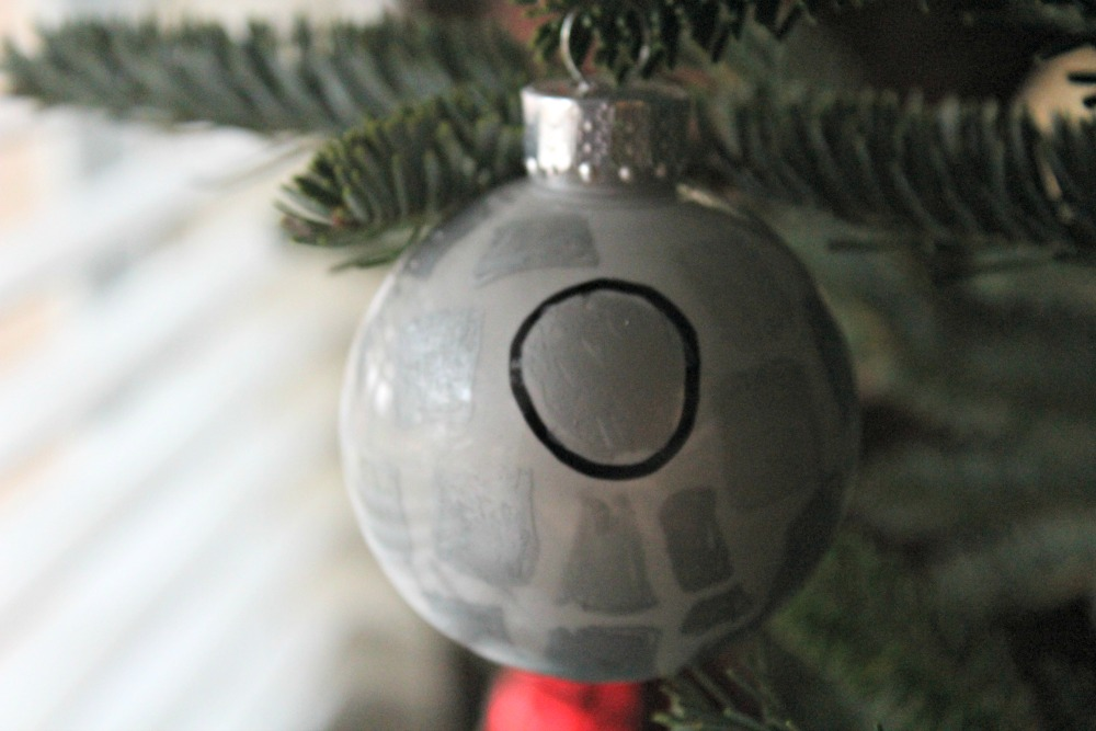 Death Star Ornament