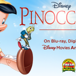 Pinocchio To Be Released on Blu-ray and DVD January 31st