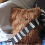 Make Your Own No Sew Chewbacca Pillow