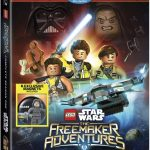 LEGO Star Wars The Freemaker Adventures Complete Season One on DVD