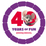 Skylanders Imaginators Celebrates Chuck E. Cheese 40th Anniversary