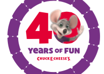 Skylanders Imaginators Celebrates Chuck E. Cheese 40th Anniversary