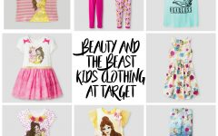 Beauty and the Beast Kids Clothing at Target