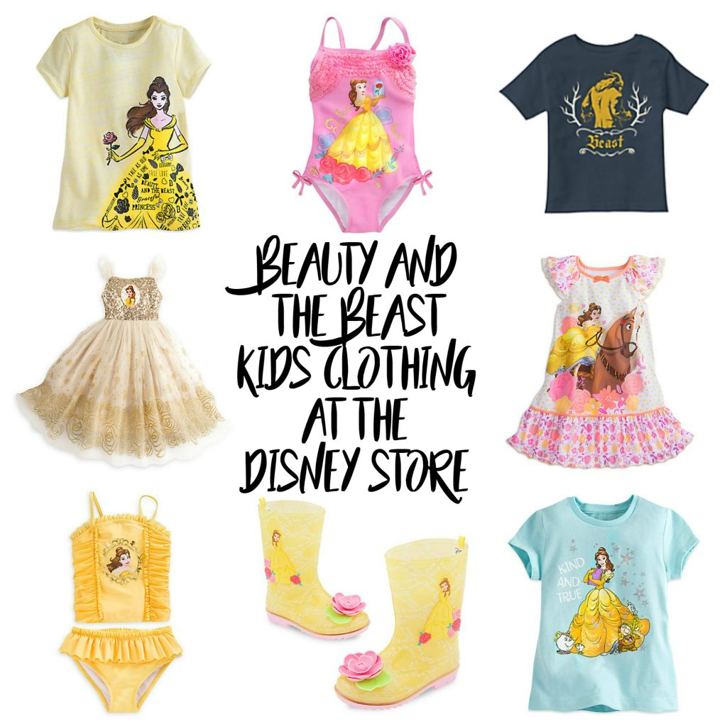 Beauty and the Beast Kids Clothing at The Disney Store